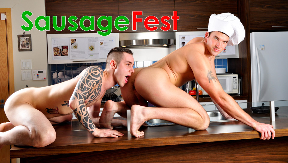 sausage-fest